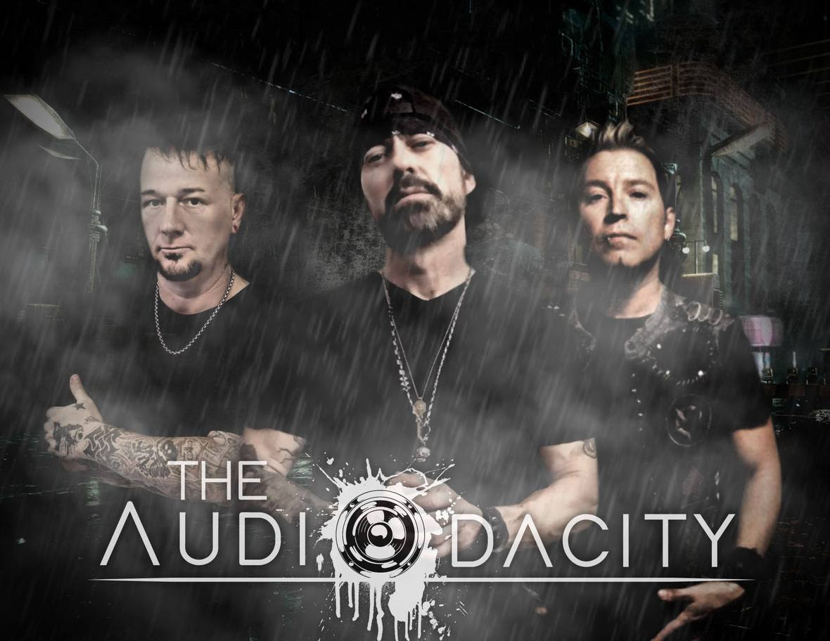 "The Audiodacity Releases New Lyric Video for Single ""Bridges Burned"" on PureGrainAudio.com"