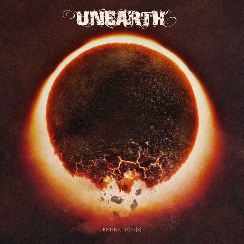 "UNEARTH Release New Video For ""One With The Sun"" - New Album ""Extinction(s)"" Due November 23rd via Century Media Records"