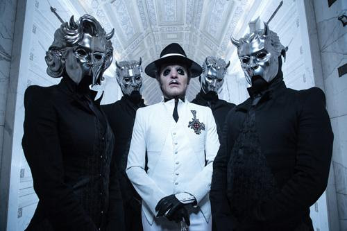 GHOST RECEIVES TWO GRAMMY NOMINATIONS Best Rock Album, Best Rock Song