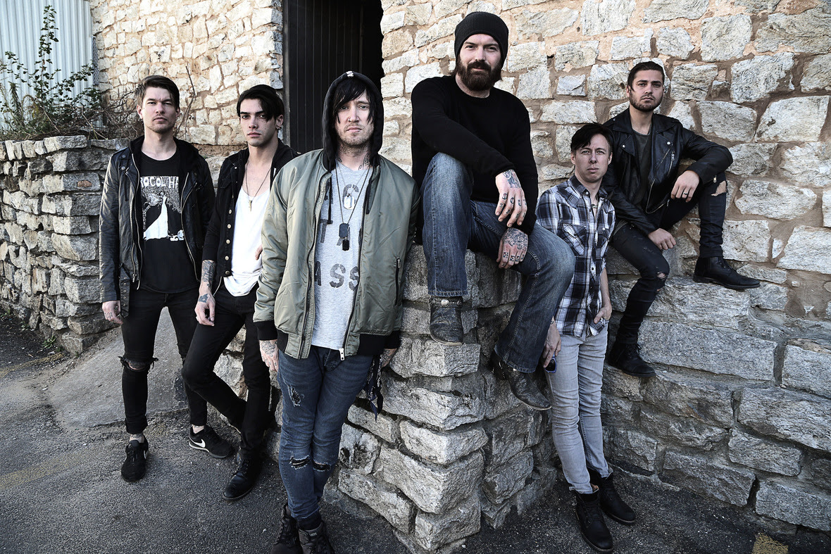 Alesana Announces Spring Co-Headlining Tour With The Red Jumpsuit Apparatus