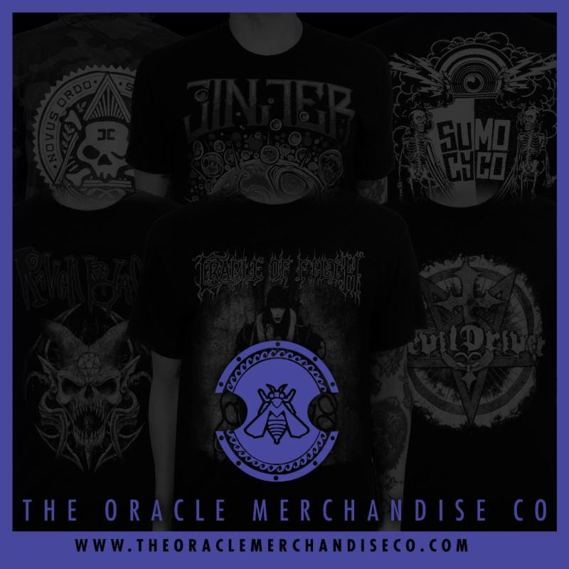 The Oracle Management, in Partnership with IndieMerch, Launches The Oracle Merchandise Company