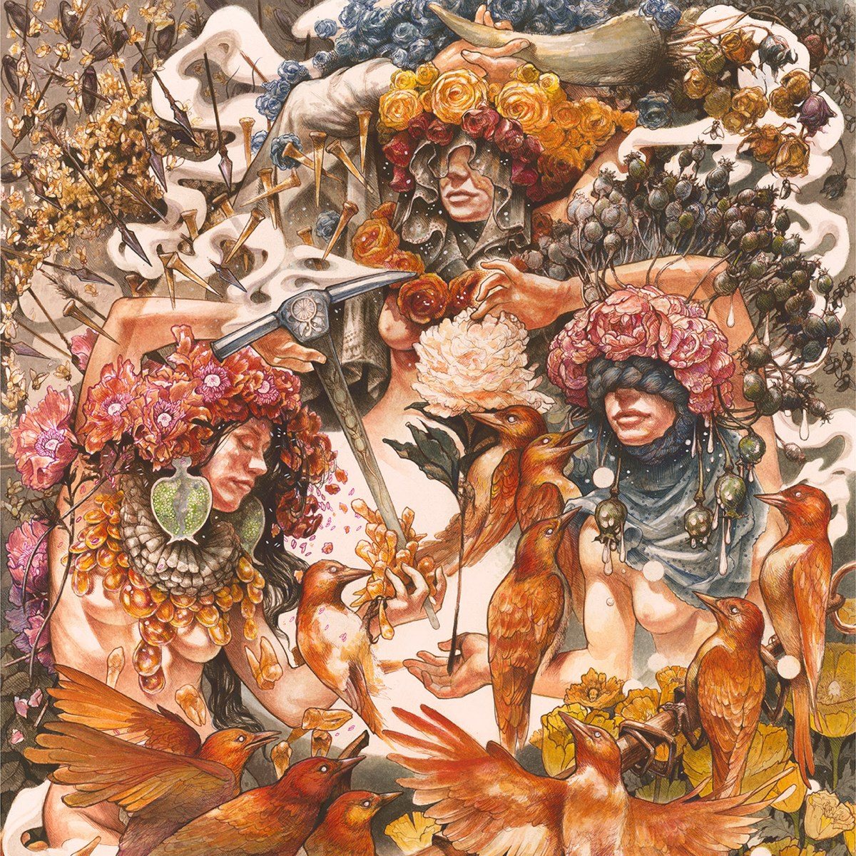 "Baroness Release Gold & Grey on June 14 via Abraxan Hymns; Watch ""Borderlines"" Video Now"