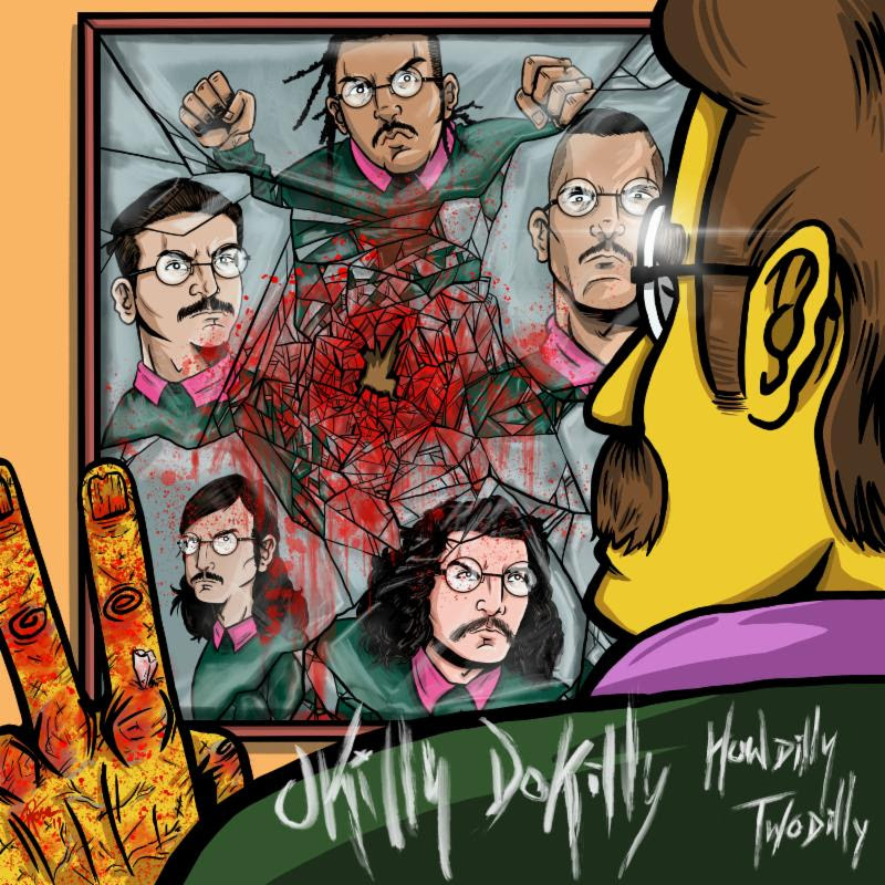 "The World's Only ""Nedal"" Band OKILLY DOKILLY Reveals New Track ""Bulletproof Glass"""