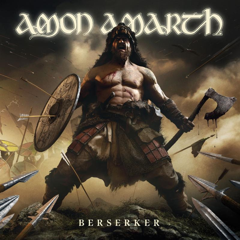 "Amon Amarth reveals details for new album, 'Berserker'; launches video for first single, ""Raven's Flight"", featuring Josh Barnett (ex-UFC), Erick Rowan (WWE), and more"