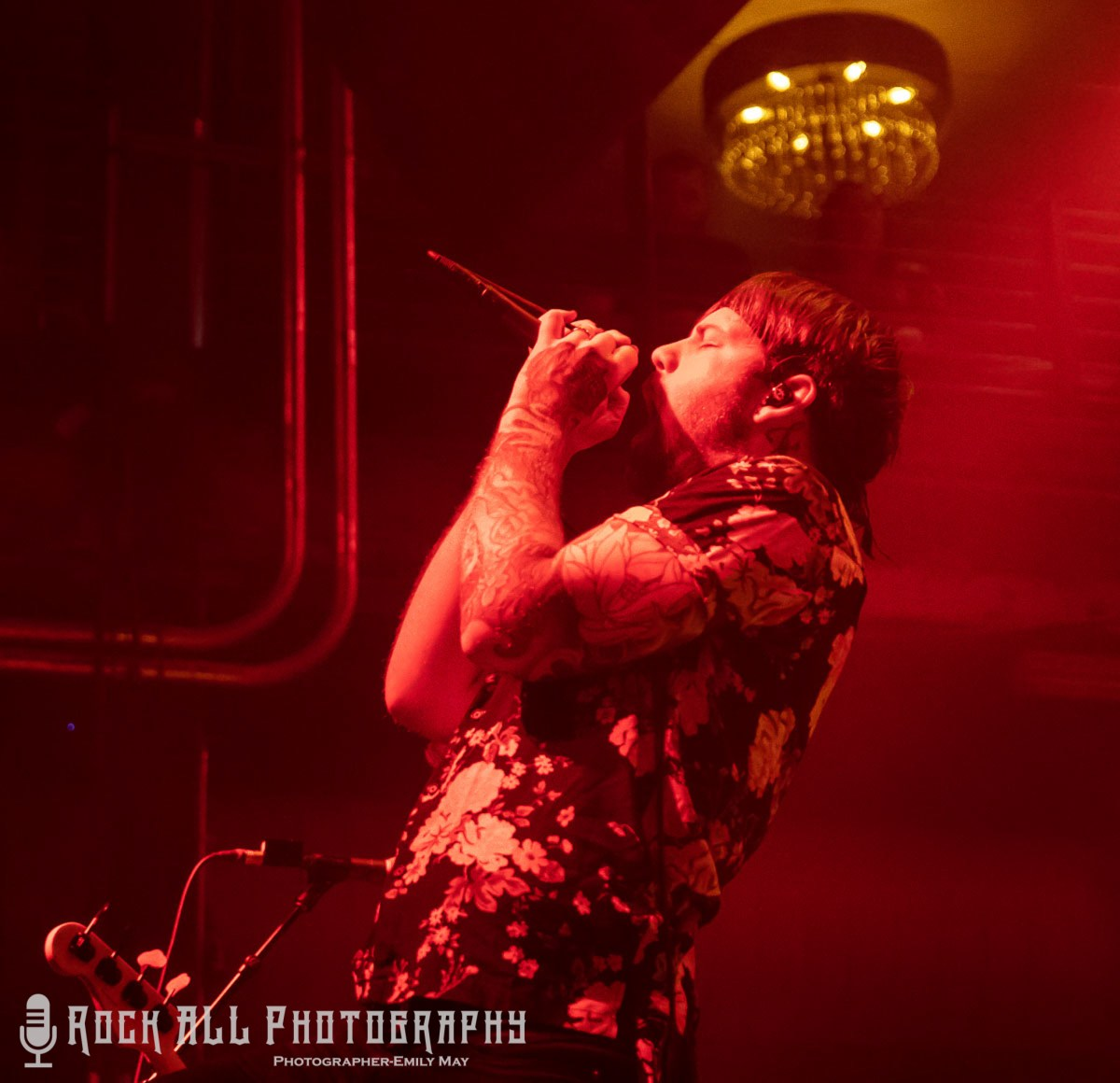 PHOTOS & REVIEW: Beartooth in Louisville, KY with Of Mice & Men, Hands Like Houses, and Dead American