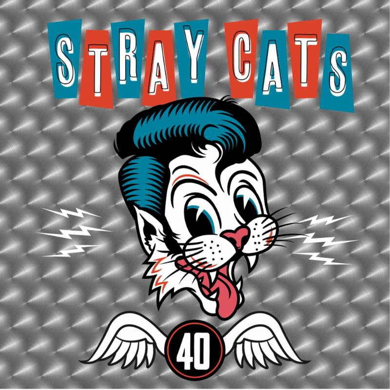 The STRAY CATS Release First New Album In 26 Years This Friday, May 24