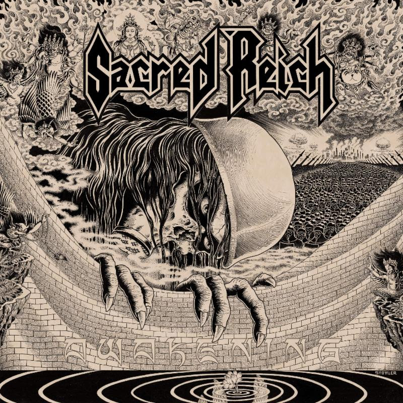"Sacred Reich releases brand new single, ""Manifest Reality"