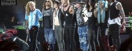 Guns N' Roses, de nuevo en el Rock In Rio