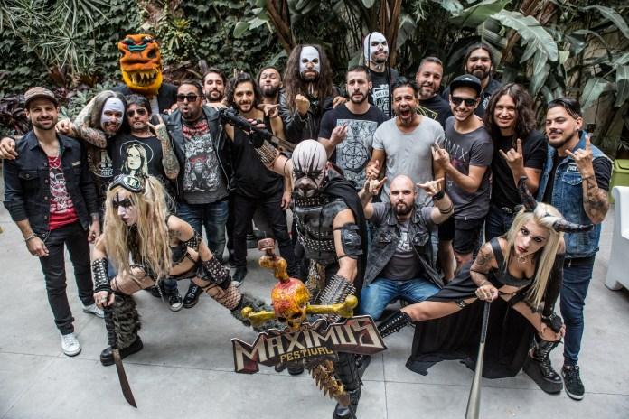 Metal nacional en el Maximus Fest