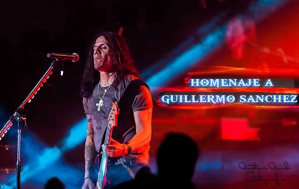 Homenaje a Guillermo Sánchez