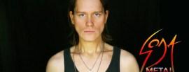 Pellek, el noruego que canta cumbias en versiones metaleras