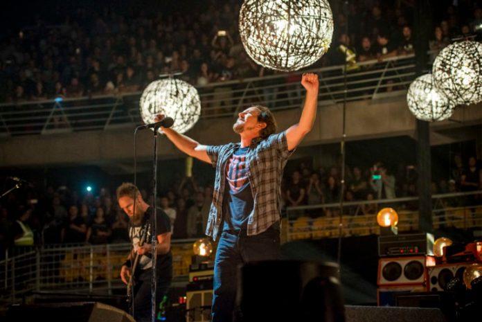 Pearl Jam en Chile