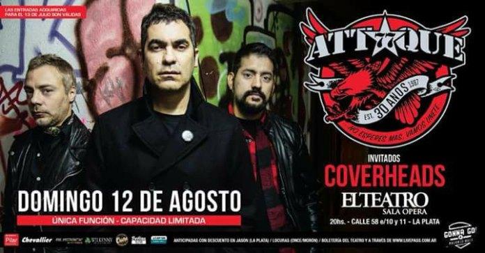 Attaque 77 en La Plata