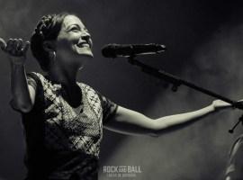 Natalia Lafourcade brilló en Buenos Aires