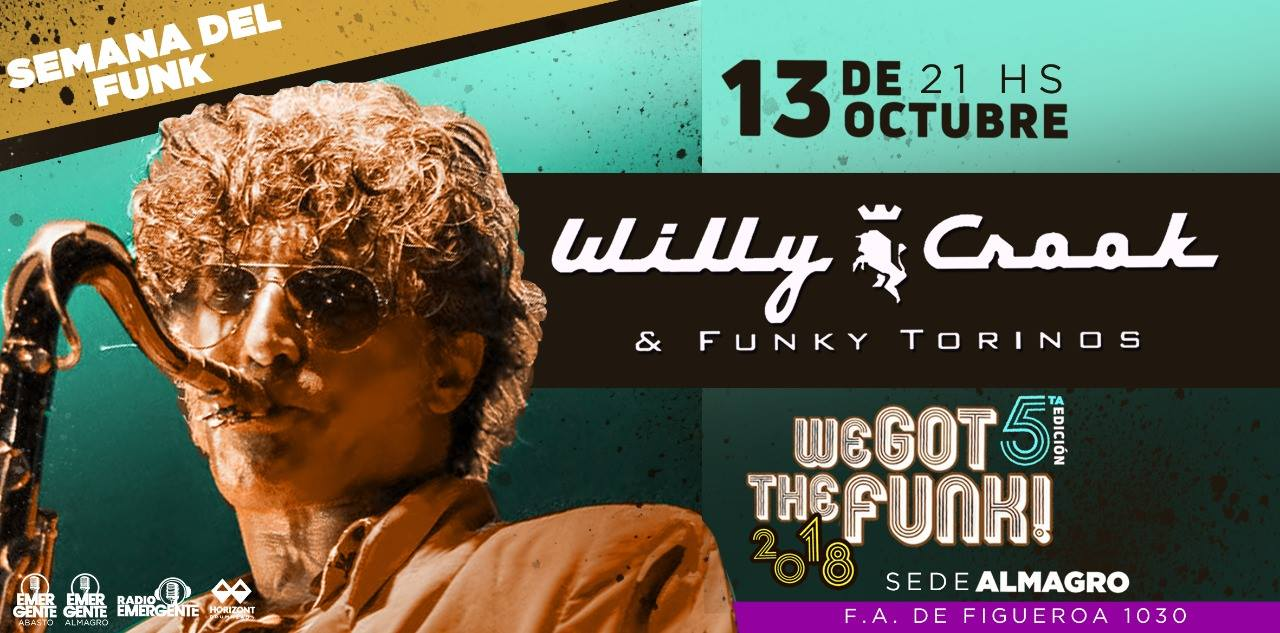 Willy Crook 12