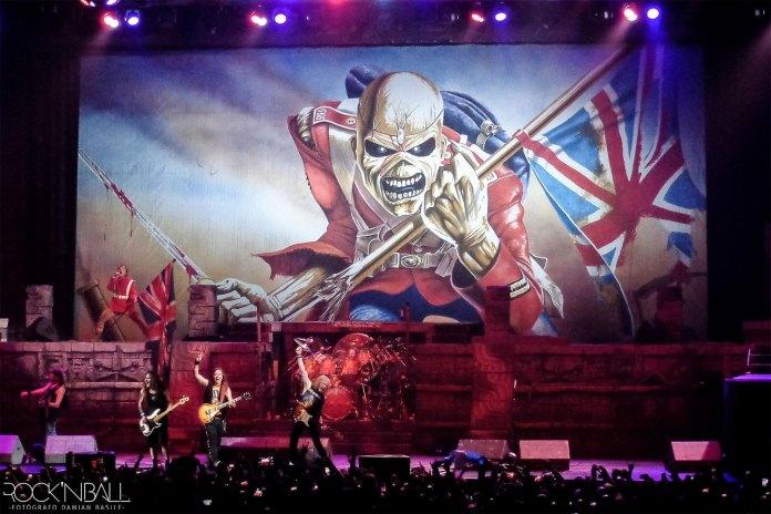 Iron Maiden (Damian Basile)