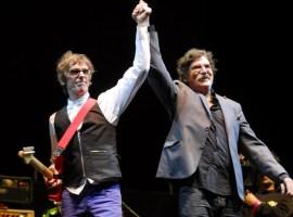 """Voces """"cruzadas"""" de la historia del rock"""