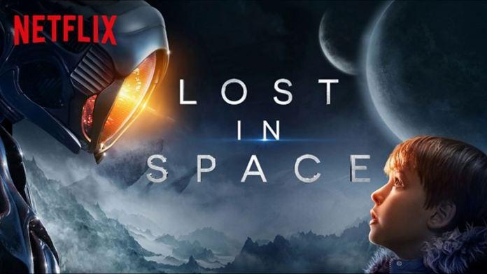 perdidos en el espacio serio netflix