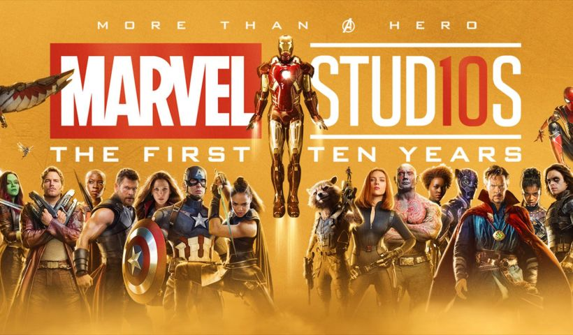 Orden películas Marvel | Poster promocional