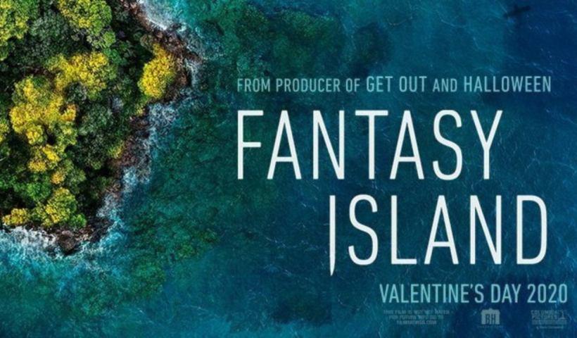 Poster de la película Fantasy Island