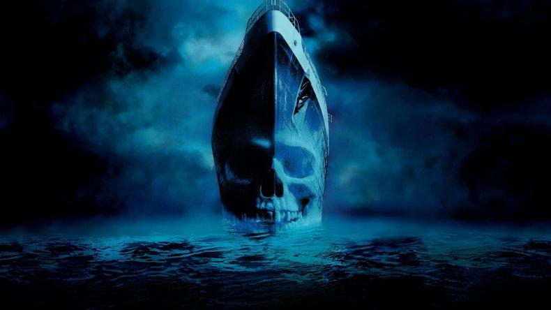 Póster de la película Barco fantasma