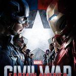 Orden películas Marvel | capitan america civil war poster