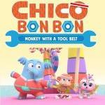 poster Chico Bun Bun Un mono manitas