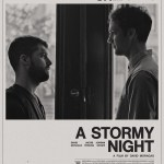 poster a stormy night estrenos