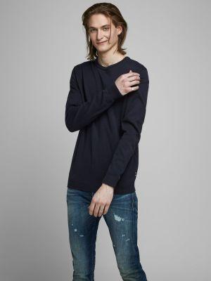 jersey de cuello redondo
