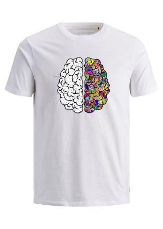 camiseta brain