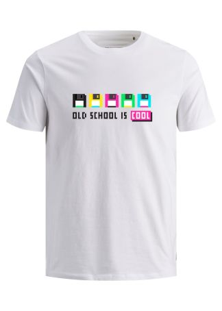 camiseta old school