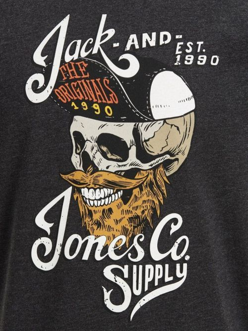 camiseta skulling
