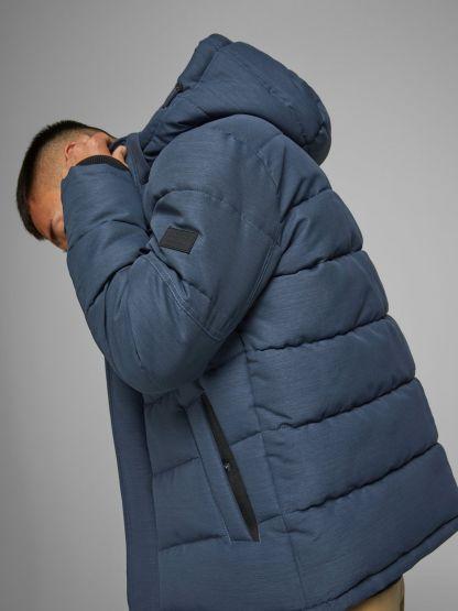 chaqueta acolchada regan