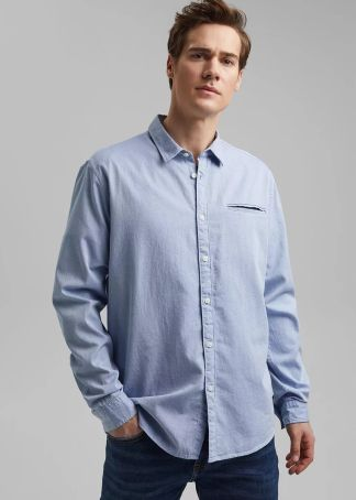 camisa texturizada edc