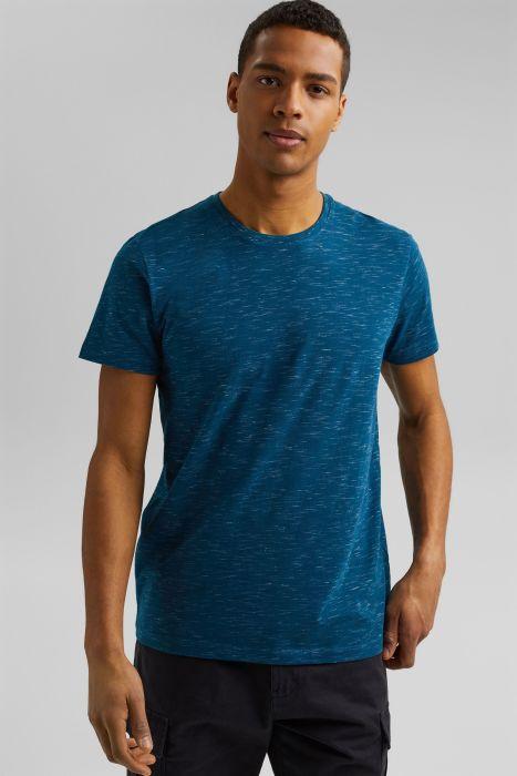 camiseta jaspeada edc