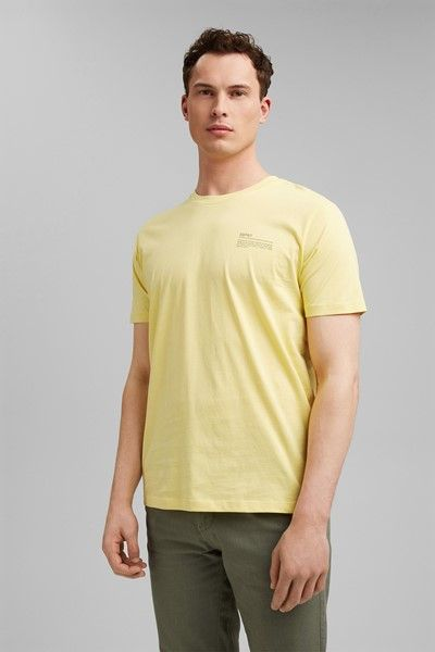 camiseta sostenible 100