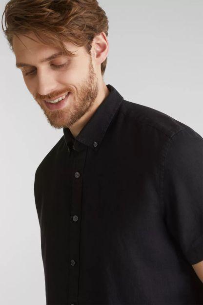 camisa manga corta 100