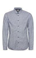 camisa con estampado integral