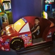 We went to Disney Quest the following day before heading back home.