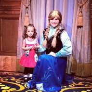 DJ with Princess Anna
