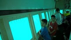 On a semi submarine in Nassau