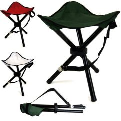 Festival Folding Chair Lift Prices Portable Tripod Camping Hiking Fishing Stool