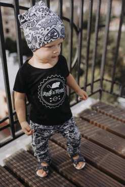 Rock pants for kid, girl, boy, toddler, baby