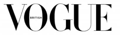 Vogue British logo for Rock And Mouse website