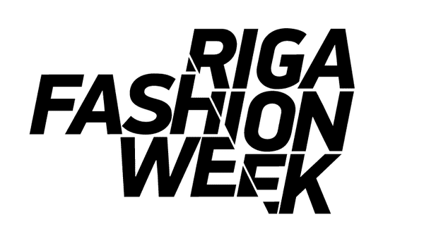 Riga Fashion Week logo for Rock and Mouse website