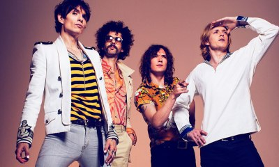 "Hear New The Darkness Song ""Solid Gold"""
