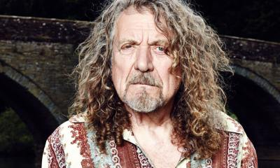 Robert Plant releases new song The May Queen