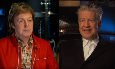 Back In Time: David Lynch interviews Paul McCartney