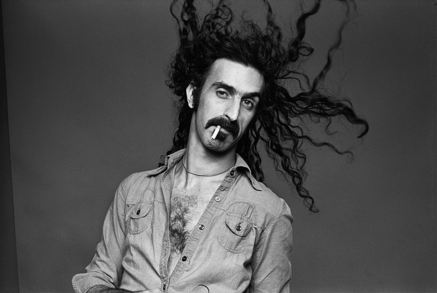 Frank Zappa will also gain a hologram tour in a near future
