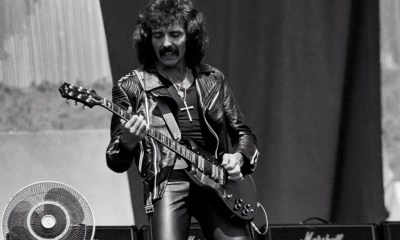 Hear Tony Iommi's isolated guitar track on Children Of The Grave